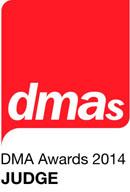 DMA awards judge 2014